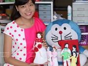越南神韵纸娃娃