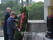 白俄罗斯总统卢卡申科对越南进行国事访问