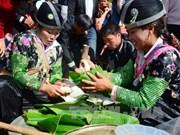 越南奠边省蒙族人文化节