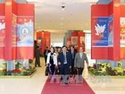 越南共产党第十二次全国代表大会预备会在河内举行