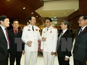 越共十二大:与会代表对反腐斗争工作建言献策
