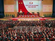 老挝、中国共产党等向越共十二大致贺电的内容