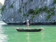 外国游客镜头里的越南平易近人之美