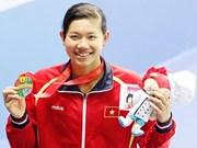 2015年越南体育最代表性的5名运动员