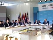 阮晋勇总理出席东盟—美国领导人特别峰会开幕式并会见美国总统奥巴马