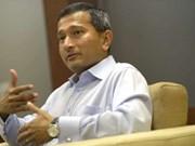 新加坡将努力促进制定《东海行为准则》