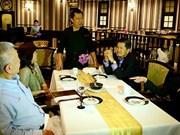 越南饮食文化推介活动在泰国举行
