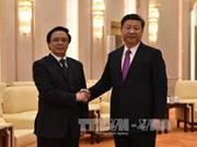 中共中央总书记、中国国家主席习近平会见越共中央总书记阮富仲特使