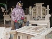 2016年越南木材与木制品出口前景乐观