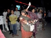 越南强烈谴责巴基斯坦炸弹袭击事件