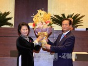 越南国会同意免去阮晋勇的政府总理职务