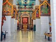 Mariamman庙——越印文化交流的象征