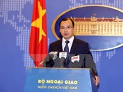 越南对七国集团外长会发表的声明表示欢迎