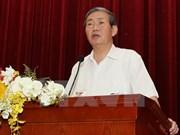 越共书记处常务书记丁世兄:将胡志明国家政治学院发展成为地区及世界级科研与培训中心