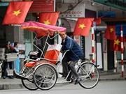 """三轮车——河内首都的""""特产"""""""