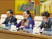 越南与英国立法机关加强合作