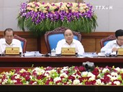 政府讨论2016年9月份和前9个月经济社会发展情况