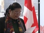 越南国会副主席丛氏放出席越南-丹麦经济合作论坛