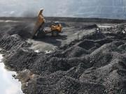 越南煤炭矿产工业集团力争2016年煤炭销售量达3500万吨