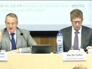 欧盟企业即将访越挖掘经营投资机遇
