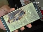三星Galaxy Note 7手机爆炸事件对越南出口影响不大