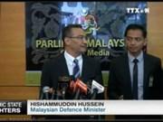 马国国防部长:东南亚需采取行动 维护区域安全