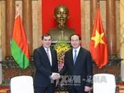 陈大光主席会见白俄罗斯国家安全委员会主席瓦列里•瓦库利奇克