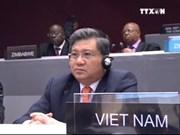 越南高度评价各国议会在促进与保护人权的作用