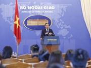 越南强烈反对印尼职能力量对越南渔船和渔民动用武力