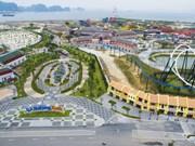 越南海洋城市下龙市的新面貌(组图)