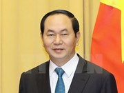 越南国家主席陈大光即将对意大利共和国进行国事访问