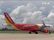 越捷航空公司开通海防市至曼谷直达航线