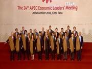 APEC第24次领导人非正式会议圆满结束