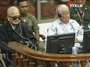 柬埔寨特别刑事法庭对前两名红色高棉领导维持终身监禁原判