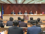 越南国家主席陈大光出席越意企业论坛