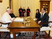 陈大光主席会见意大利左翼政党领导和罗马天主教皇方济各(组图)