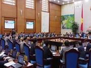 越南政府召开11月份例行会议 坚决做到言行一致