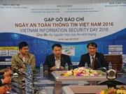 2016年越南信息安全日活动拉开序幕