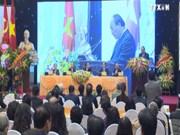 阮春福总理:为中小型企业营造更加公平透明的营商环境