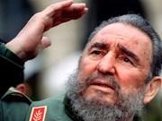 永别了 古巴传奇领袖 菲德尔·卡斯特罗!