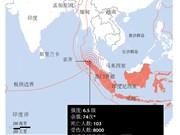 印尼发生6.5级地震致103死8000伤