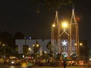 政府副总理张和平向胡志明市天主教教徒致以圣诞祝福