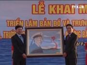 黄沙-长沙群岛归属越南图片资料展在北件省举行
