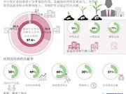 中小型企业在越南经济中扮演着举足轻重角色