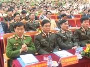 越南政府副总理张和平出席2017年交通安全年出发仪式
