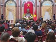 """在国际舞台上树立起""""越南制造""""品牌形象"""