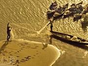 秋盆河(组图)