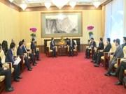 阮富仲总书记访华期间在北京开展系列活动