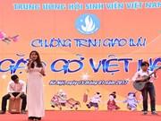 """17个国家与地区的252名留学生参加""""相约越南""""交流活动(组图)"""