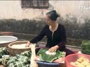 来到河内乡村亲自体验越南人过传统春节的美俗